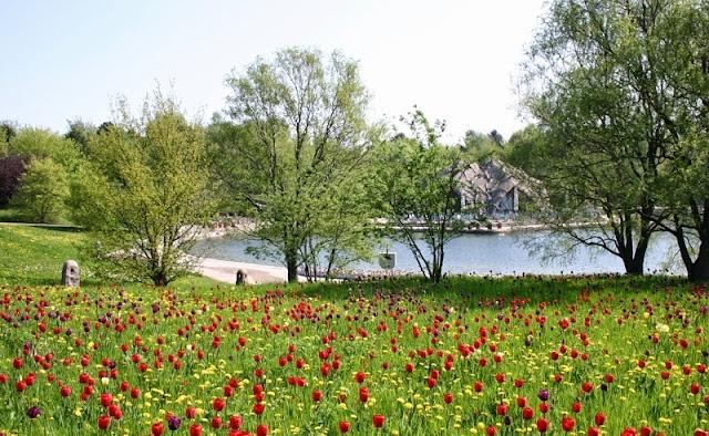 Britzter Garden em Berlim