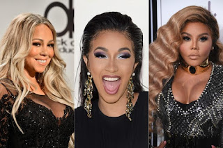 Cardi B To Join Mariah Carey & Lil Kim For An Unexpected Remix