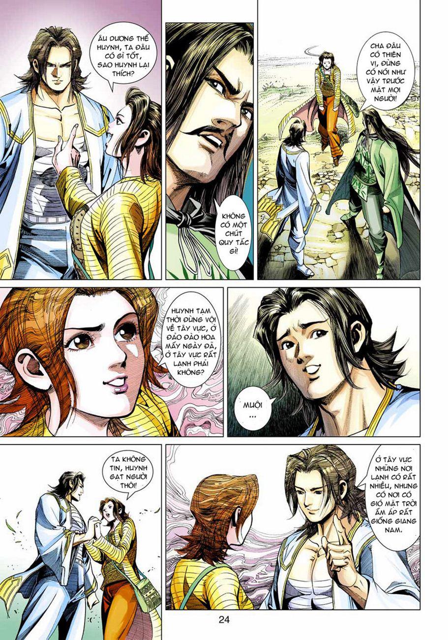 Anh Hùng Xạ Điêu anh hùng xạ đêu chap 47 trang 24