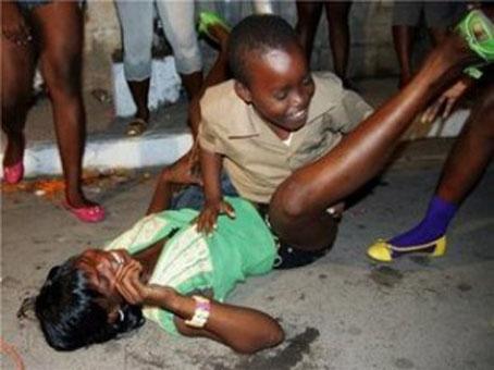 Jamaican gogo club omg dicks malfunction - 3 1