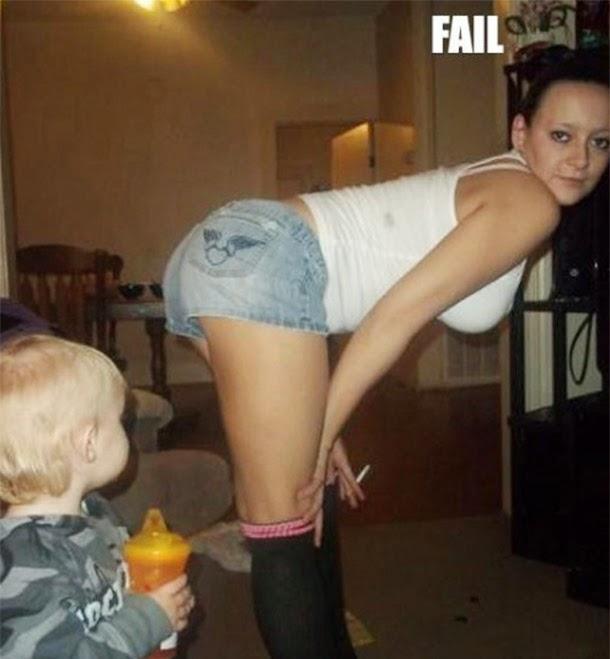Quatro mães que falharam na parentalidade