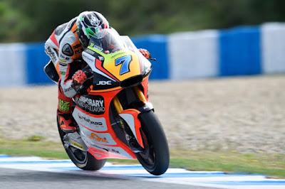 Hasil Lengkap Latihan Bebas 3 Moto2 Jerez, Spanyol 2016