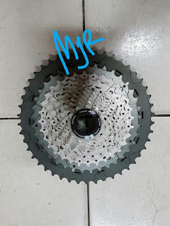 Sprocket 11 Speed 11-46T Shimano Xt M8000