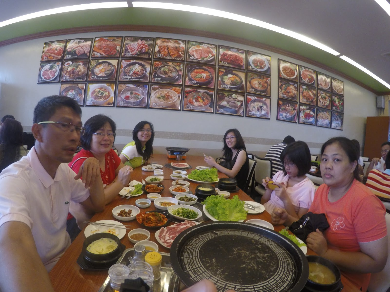 Best Korean Restaurant In Friendship Angeles City