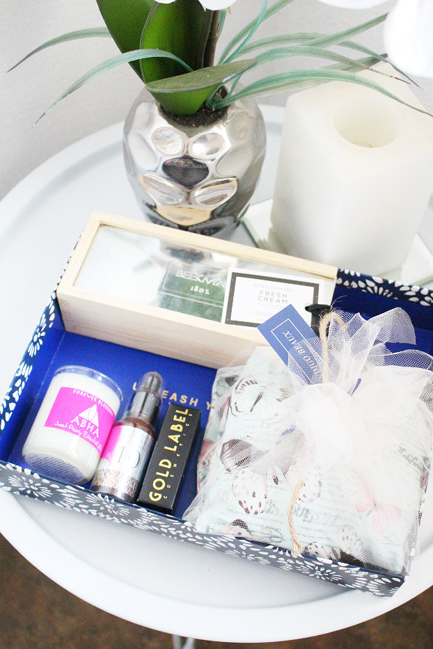 Indigo Beax July Box  Review