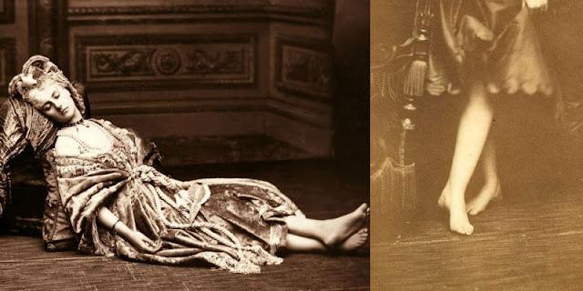 Вирджиния Ольдоини — графиня, любовница императора и первая фотомодель XIX века