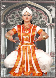 Sattriya Classical Dance  Pose By: Krishnakshi