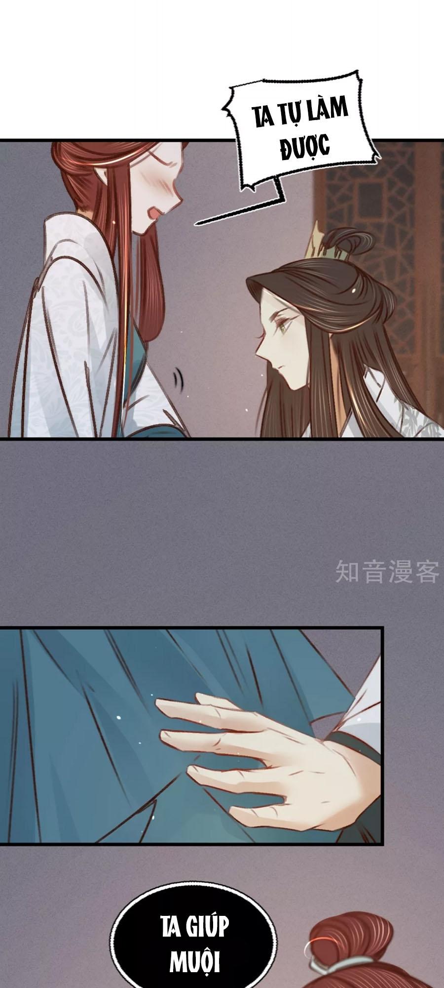Phượng Hoàn Triều: Vương Gia Yêu Nghiệt Xin Tránh Đường chap 35 - Trang 24