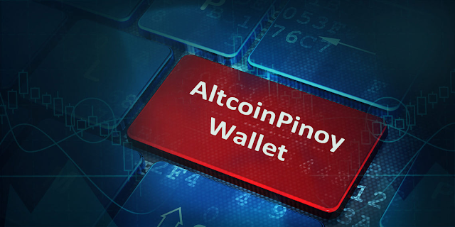 Altcoinpinoy cryptocurrency wallet