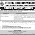 Federal Urdu University Of Arts Science And Technology Islamabad Jobs