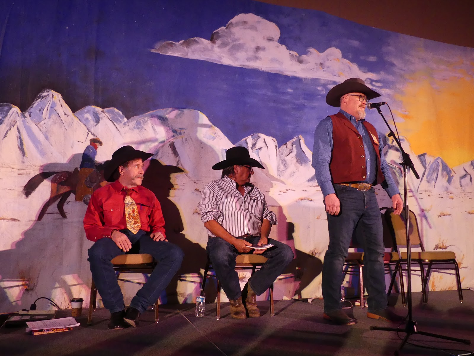 Traveling Tramps: Days packed with Cowboy Culture