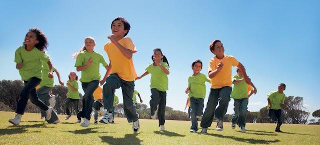Energy Kids Senssai wellness Con los niños en la mochila