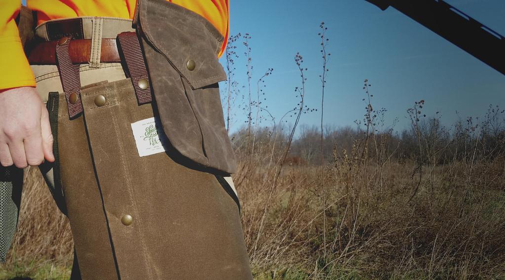 filson single tin cloth chaps Ostprignitz-Ruppin Thekla - Profil 1053