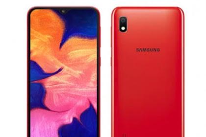 Terbaru, Samsung Luncurkan Galaxy A10 Dibandrol Rp 1,7 Jutaan