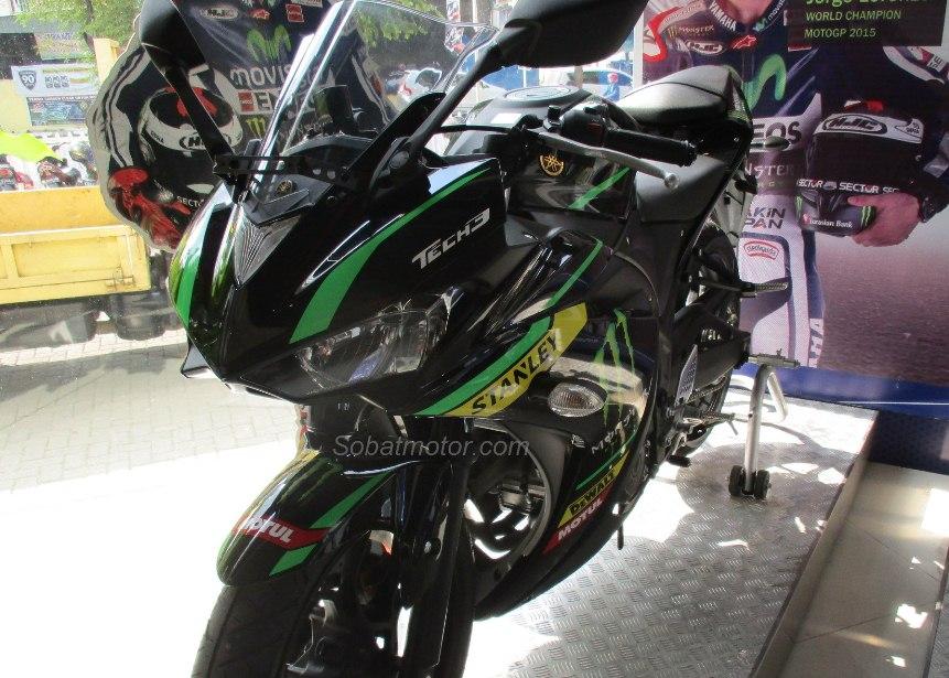 All New Honda CBR 250RR 2 Silinder akan segera dilaunching . . apakah Kawasaki Ninja 250Fi dan Yamaha YZF R25 akan di upgrade dalam waktu dekat ?