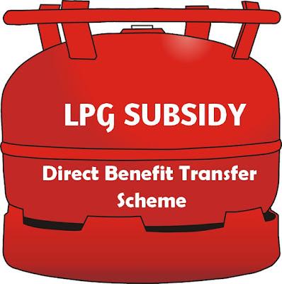 LPG subsidy Status - Link your Aadhaar Card to SBI Account in available LPG Subsidy