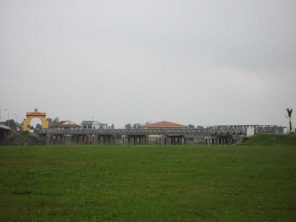 Frontera entre el norte y el sur de Vietnam