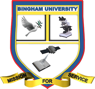 BINGHAM Post UTME Past Questions