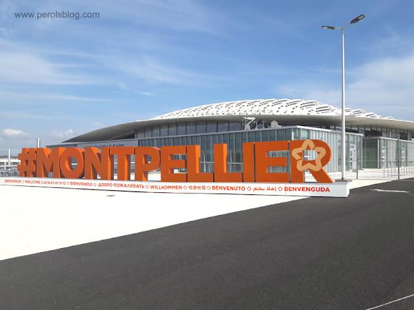 Gare TGV de Montpellier Sud de France