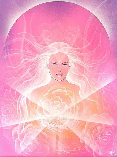 神聖女性能量