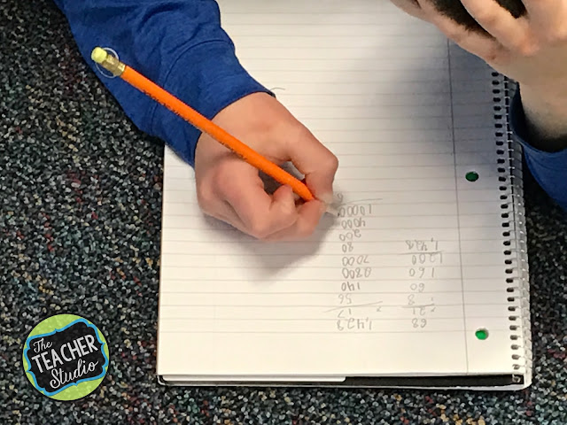 two digit multiplication