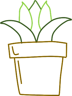 Flower Pot Clipart2