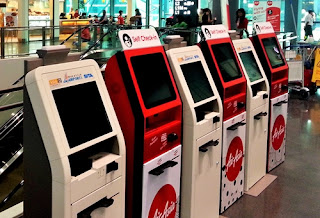 Air Asia : Perpindahan Terminal di Soekarno-Hatta Jakarta