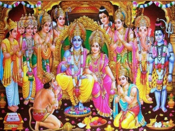Family Tree Of Lord Rama