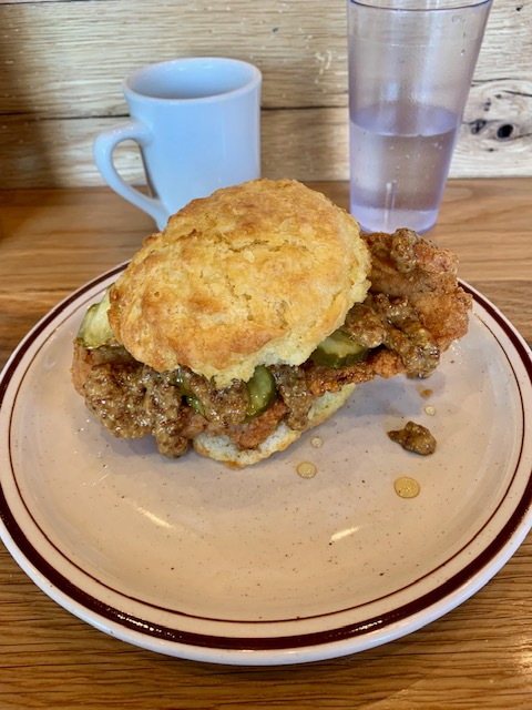 Pine State Biscuit McIsley
