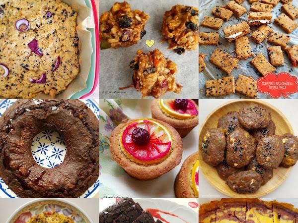 10 Glutensiz Un Çeşidi ve 24 Glutensiz Pratik Tarif