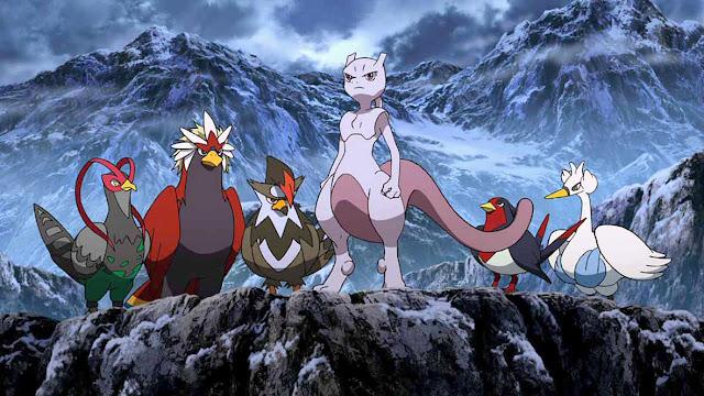 Pokémon: Genesect y el Despertar de una Leyenda (2.3GB) (HDL) (Latino) (Mega)