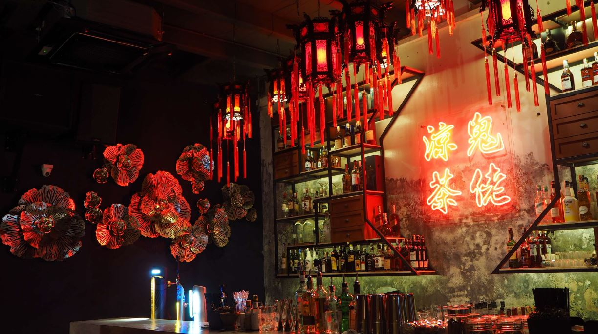 New Opening: The Old Merchant, Malacca