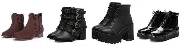 My Zaful Wishlist: Autumn Shoes