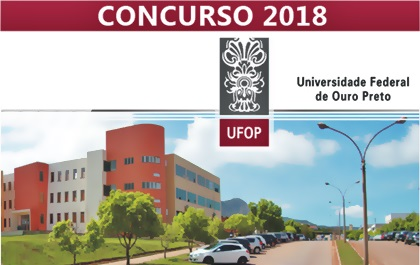 Concurso UFOP 2018