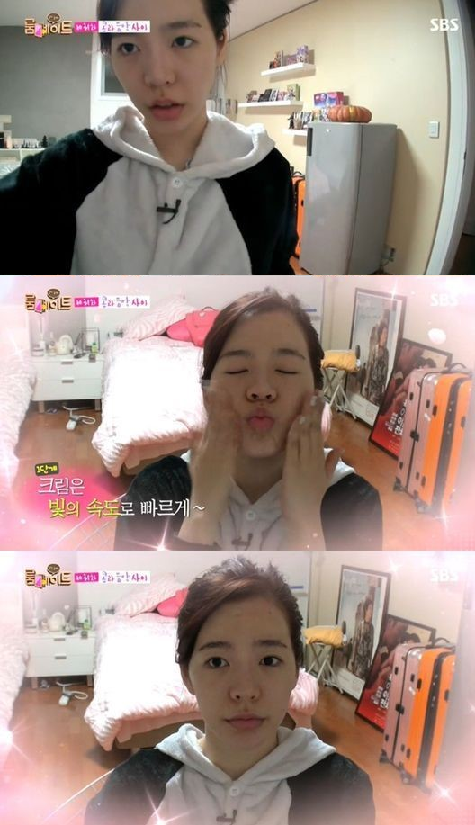 Netizens Laugh At SNSD Sunny Without Makeup's New ...