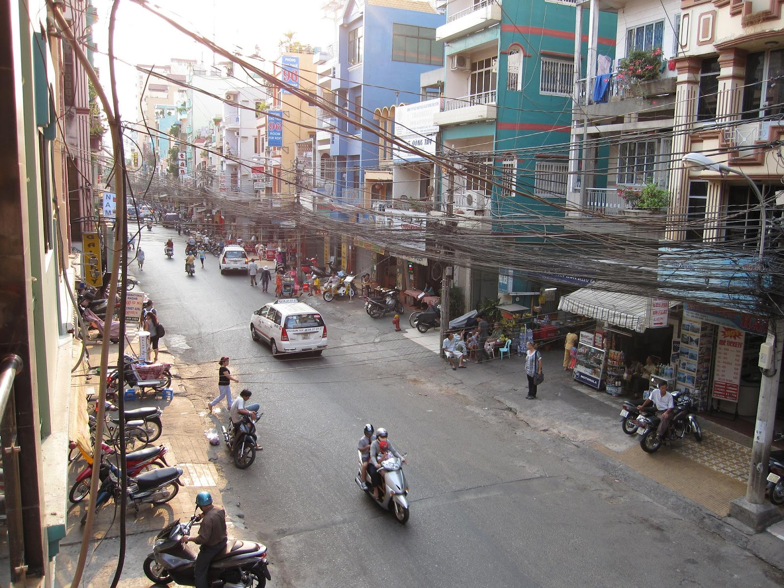 Middle Vietnam 8 Things You See In Ho Chi Minh City
