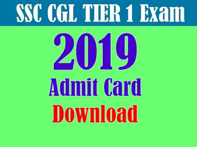examination date admit card
