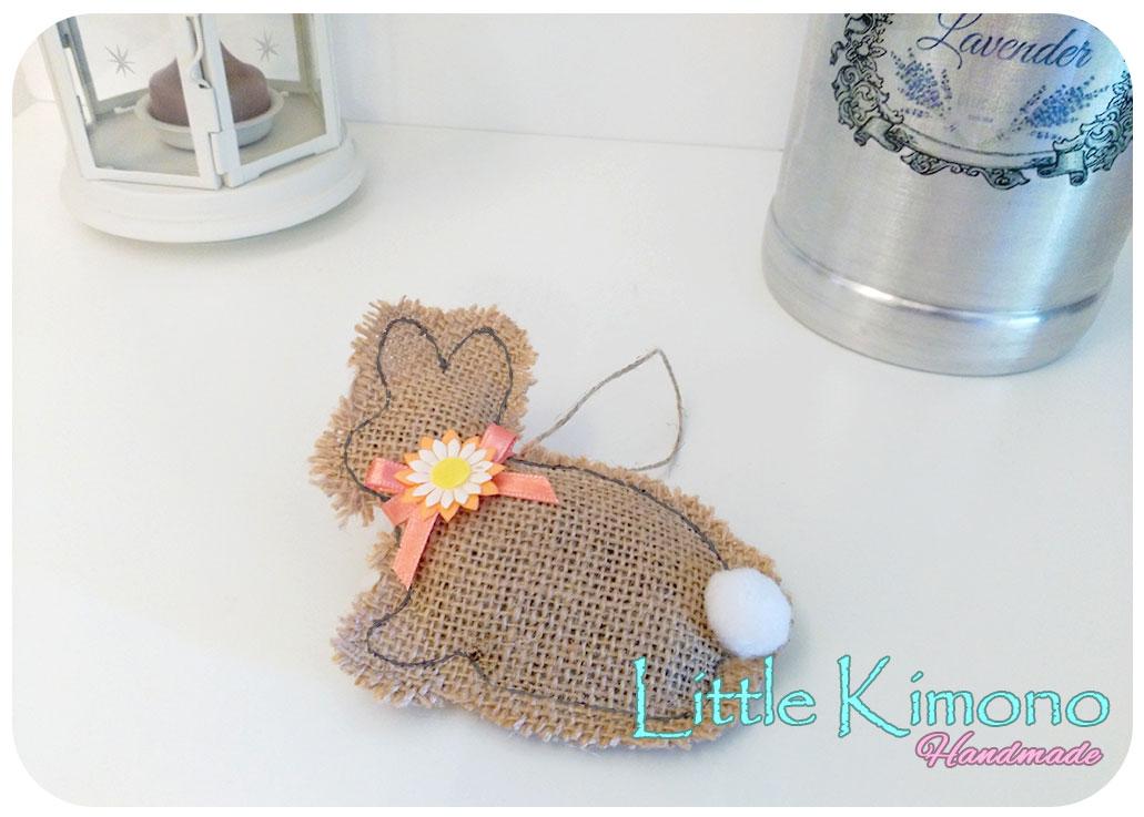 Saco de Lavanda con arpillera - Handbox Craft Lovers | Comunidad DIY ...