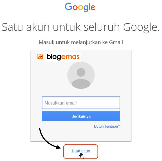 Cara Detail Membuat Email Gmail Full Gambar
