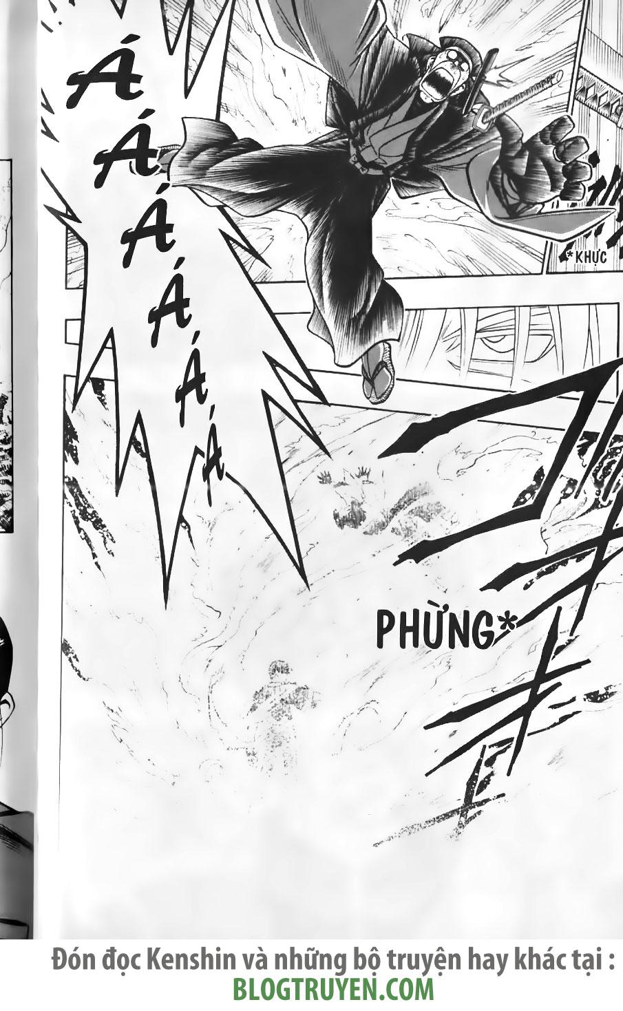 Rurouni Kenshin chap 217 trang 16