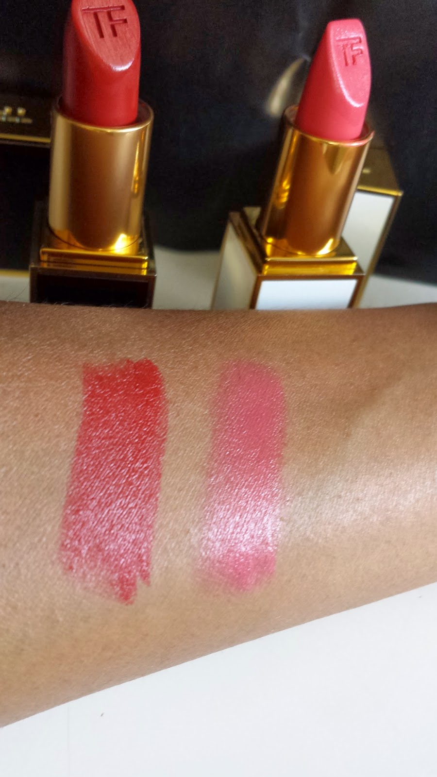 Tom Ford lipsticks www.modenmakeup.com