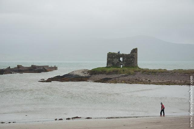 Ballinskelligs Anillo de Kerry Irlanda