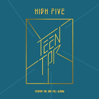 TEEN TOP – HIGH FIVE Albümü