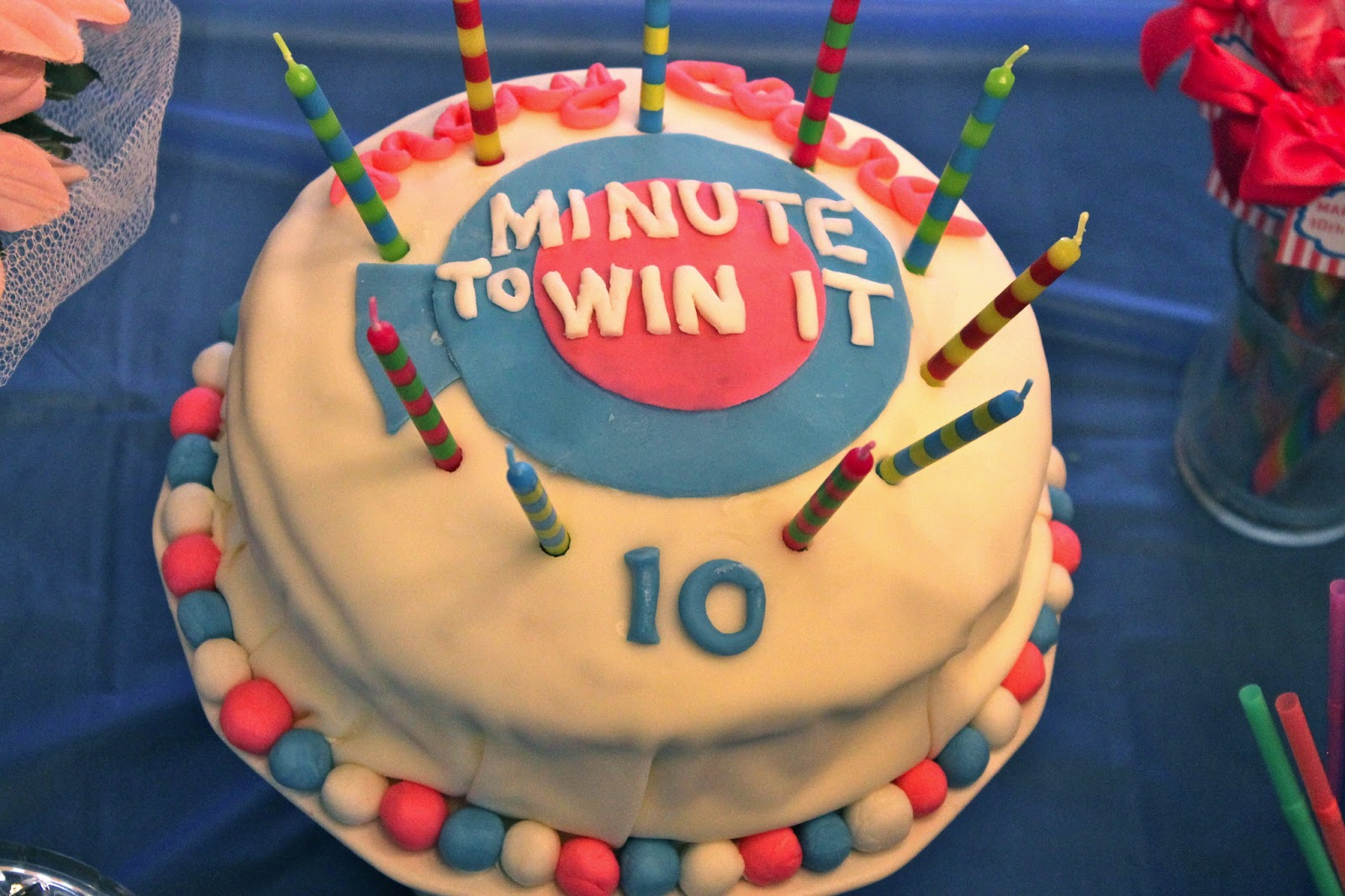 Blairs Blessings 10 Year Old Minute To Win It Birthday Party