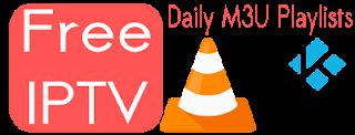 Free IPTV Daily M3U Playlists 30 October 2017