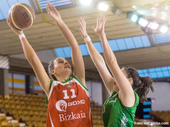 Baloncesto | El Barakaldo EST incorpora a su primera plantilla a la pívot Eider Zugazaga