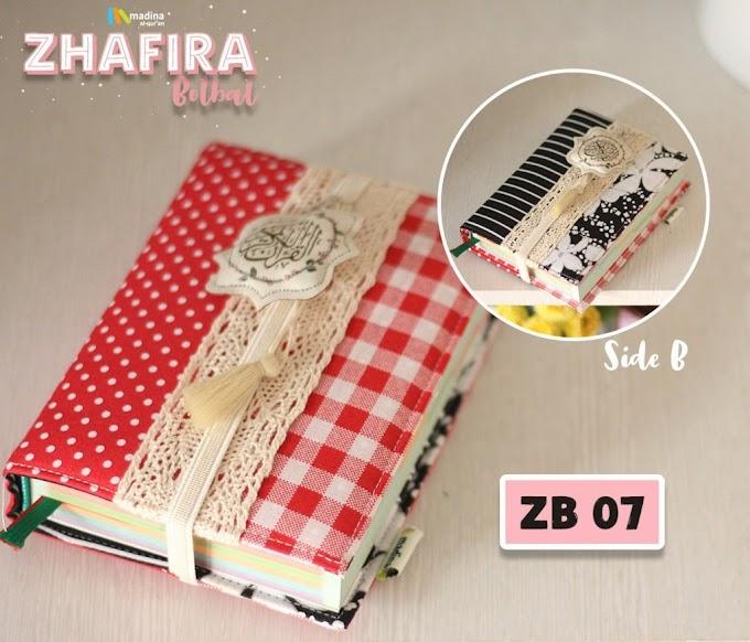 Al-Quran Madina Zhafira 2in1 07