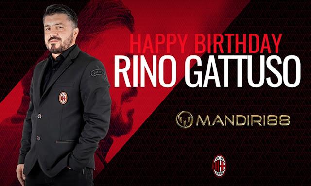 Selamat Ulang Tahun Rino Gattuso