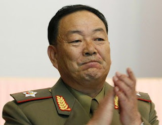 People's Armed Forces Minister Hyon Yong Chol