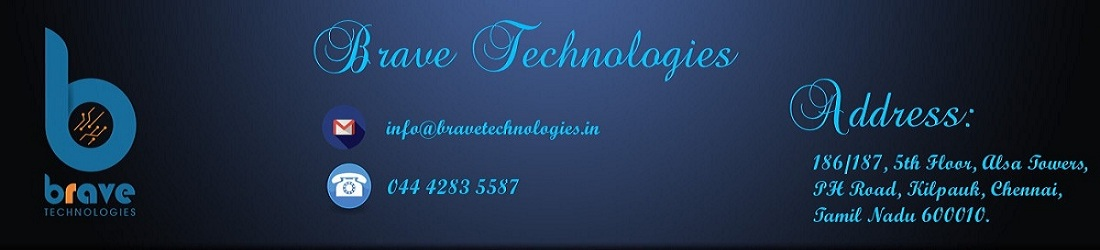 Brave Technologies | ERP Software Blog | Blog For ERP Software | ERP/CRM Software Blog